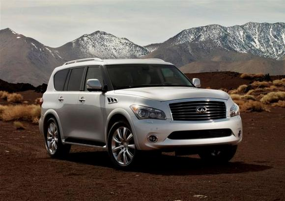 Infiniti lt nissan for Nissan motor acceptance fax number