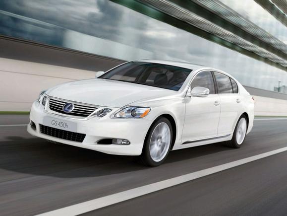 Gamintojo nuotr./Lexus GS 450h sulaukė įdomių atnaujinimų