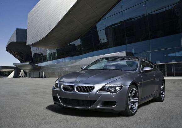 Gamintojo nuotr./BMW M6 Competition Limited Edition  monstras su makiažu