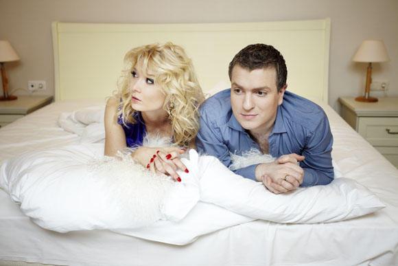 Gedimino Žilinsko nuotr./Natalija ir Deivydas Zvonkai