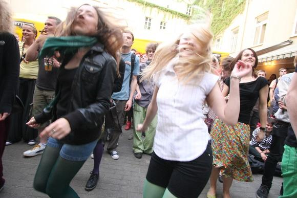 Juliaus Kalinsko/15 minučių nuotr./Freaks on floor koncertas Vilniuje