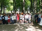 Mars Lietuva nuotr./Bėgime dalyvavo ir jaunesni, ir vyresni vaikai.