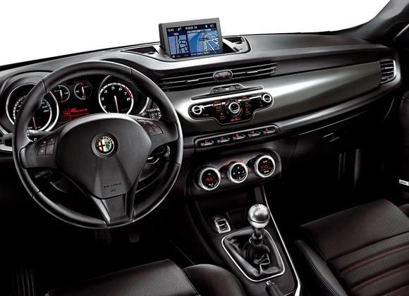 Gamintojo nuotr./Alfa Romeo Giulietta