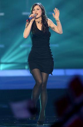 Scanpix nuotr./2010 m. Eurovizijos laimėtoja Lena