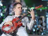 "AFP/""Scanpix"" nuotr./Grupės ""Muse""  lyderis Matthew Bellamy"
