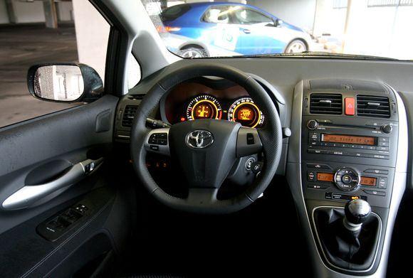 Irmanto Gelūno/15min.lt nuotr./ Toyota Auris