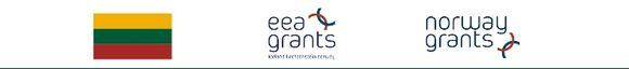 Rėmėjų logotipai/Paramą skiria