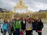 Renatos Linkutės / 15min.lt nuotr./Prieš paliekant Prancūziją buvo aplankytas ir Versalis.