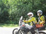 "Žygis motociklais ""Aplink Lietuvą 2010"": Ketvirta diena"