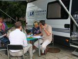 Kauno miesto savivaldybės nuotr./Tiesioginėje laidoje dalyvavo Kauno meras, miesto istorikai ir paprasti miestiečiai