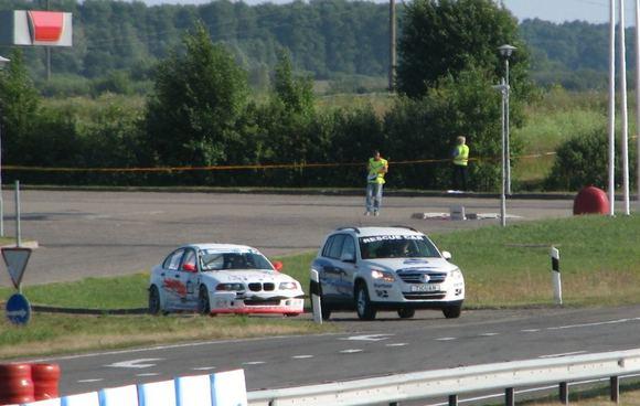 """15min.lt nuotr./""""HGK Motorsport BMW 320"""""""