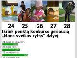 15min.lt nuotr./Balsavimo rezultatai