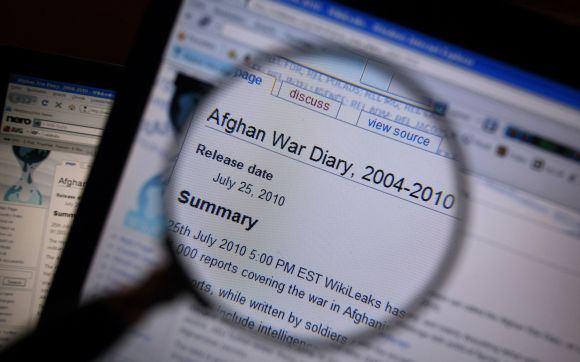AFP/Scanpix nuotr./Tinklalapio Wikileaks  medžiaga