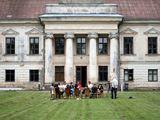 Projekto dalyvių nuotr./Šiemet kūrybinės dirbtuvės vyko Žeimių dvaro sodyboje