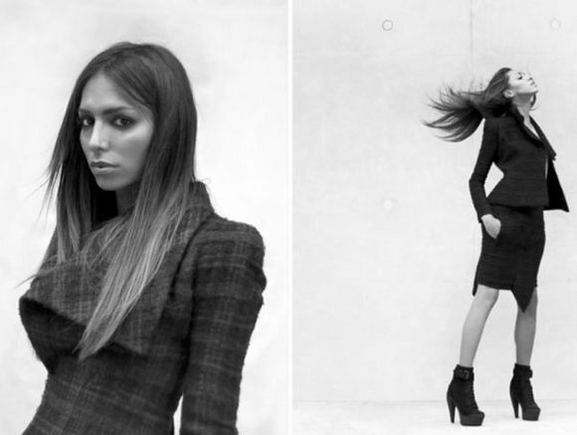 "Prancūzų žurnalo ""Vogue"" nuotr./Lea T"