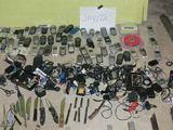 nuotr./Ia kalinių konfiskuoti daiktai