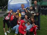 Asmeninio archyvo nuotr./Mini maratono komanda