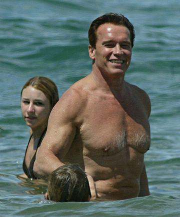 AOP nuotrauka/Arnoldas Schwarzeneggeris