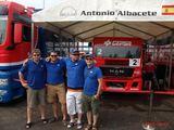 Autoriaus nuotr./Šeštas Europos sunkvežimių žiedinių lenktynių etapas Smolenske