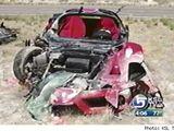 """2006 metais Jutos valstijoje sudaužytas """"Ferrari Enzo"""