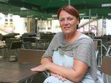 """Juliaus Kalinsko/""""15 minučių"""" nuotr./Z.Žepnickienė pripažino, kad problemų su gyventojais yra kilę, nors aplink Mokytojų namus beveik nėra gyventojų."""