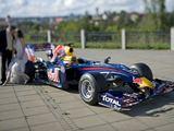 Organizatorių nuotr./Red Bull Racing