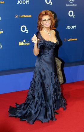 AOP nuotr./Sophia Loren