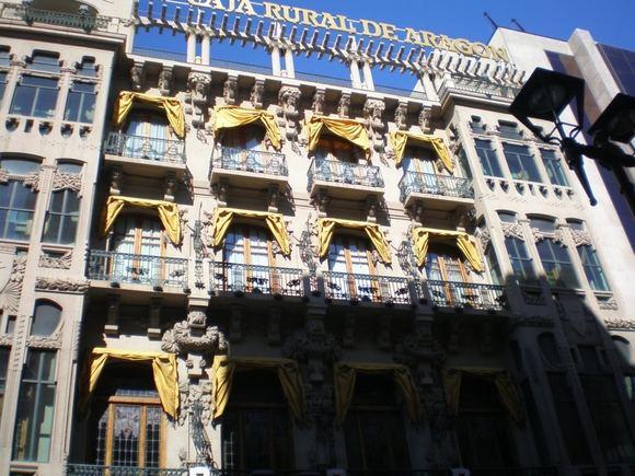 Sandros Butkutės nuotr. /Pirmieji vaizdai, kuriuos Sandra užfiksavo atvykusi į Ispaniją.