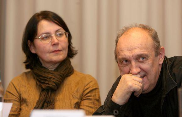 Irmanto Gelūno/15min.lt nuotr./Daiva `abasevičienė ir Valentinas Masalskis