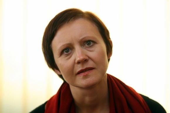 Juliaus Kalinsko/15 minučių nuotr./Tekstų autorė, režisierė ir atlikėja Birutė Mar