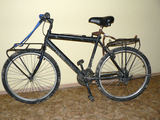 VSAT nuotr./Sulaikytas panevėžiečio dviratis