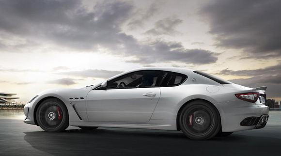 Gamintojo nuotr./Galingiausias Maserati  Granturismo MC Stradale