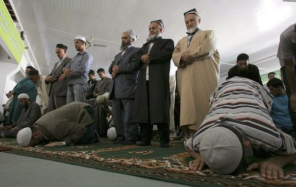 Scanpix nuotr./Gyvenimas Tadžikistane