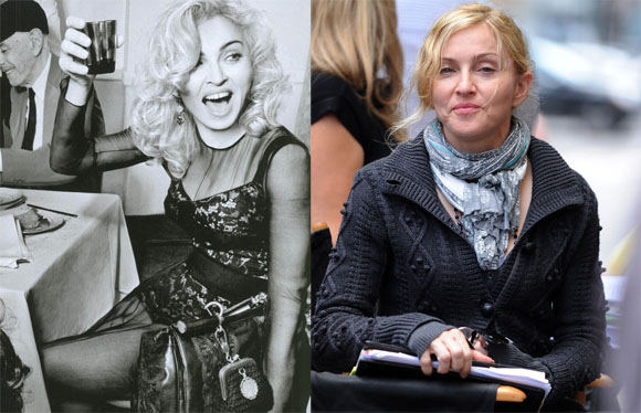 AOP nuotr/Madonna