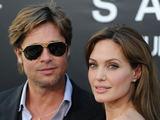 Scanpix nuotr./Angelina Jolie ir Bradas Pittas