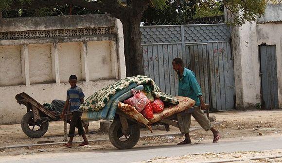 Scanpix nuotr./Somalio kasdienybė