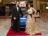 """Organizatorių nuotr./""""Fiat 500"""" Kanadoje parduotas aukcione už 212 tūkst. lt."""