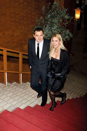 Mariaus Žičiaus nuotrauka /Nijolė Pareigytė ir Eugenijus Ivanenka
