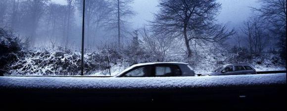 Reporters nuotr./Saugiai vairuoti žiemą gali visi