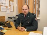 """Juliaus Kalinsko/""""15 minučių"""" nuotr./Vilniaus policijos atstovas V.Jankoit sako, kad prasidėjus mokslo metams į policijos akiratį patenka daugiau prostitucija besiverčiančių merginų."""