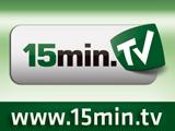 15min.TV logotipas