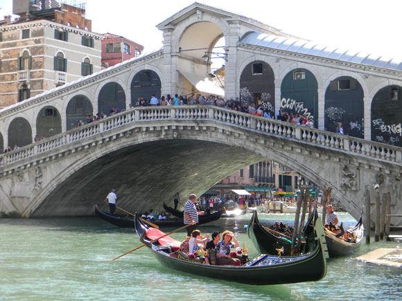 Asm. albumo nuotr./Venecijoje