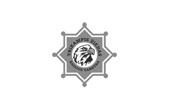 15min.lt iliustracija/Saugos bendrovės logotipas