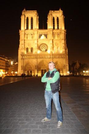 Algirdo `imkūno nuotr./Paryžius studento akimis