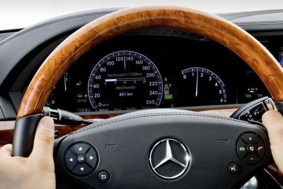 Gamintojo nuotr./Mercedes-Benz S 250 CDI BlueEFFICIENCY