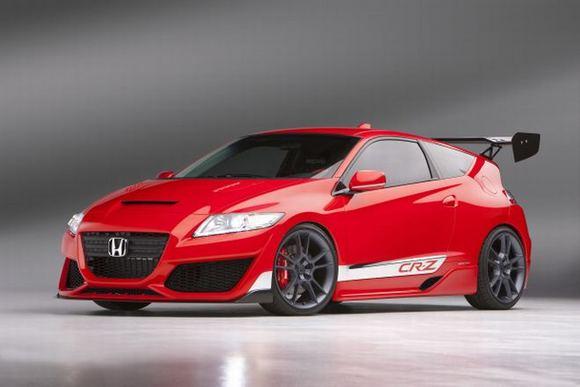Gamintojo nuotr./Honda CR-Z Hybrid R