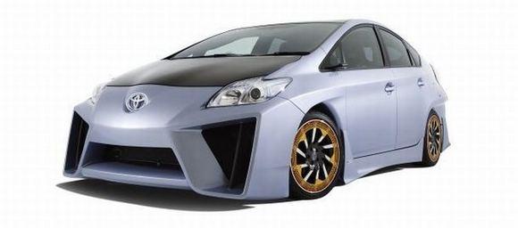 Gamintojo nuotr./C&A Toyota Prius