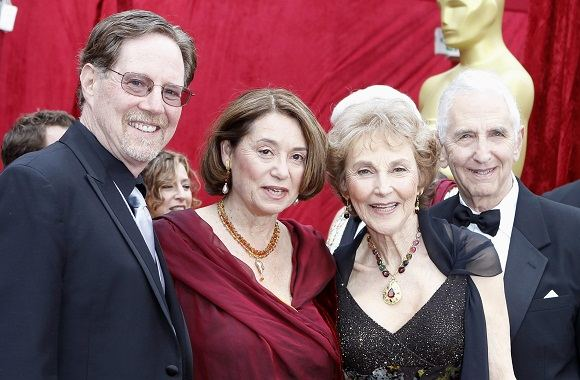 J.Ramanauskaitės nuotr./Ia kairės į deainę: Rickas Goldsmithas, Judith Ehrlich, Patricia Ellsberg, Daniel Ellsberg