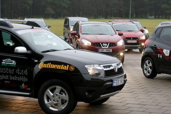 Organizatorių nuotr./Metų automobilio 2011 rinkimų pristatymas