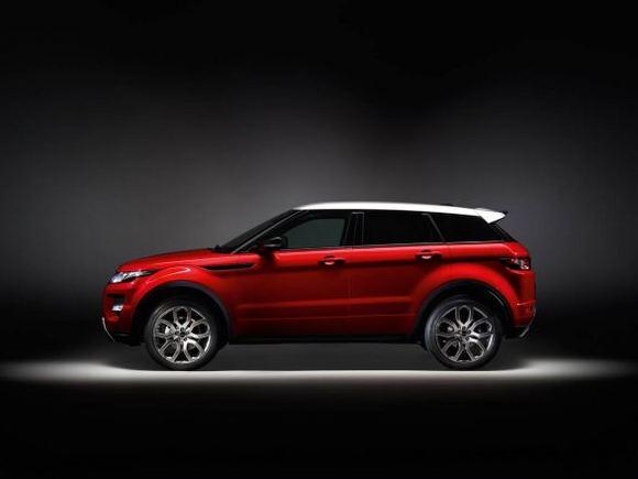 Gamintojo nuotr./Penkiaduris Range Rover Evoque